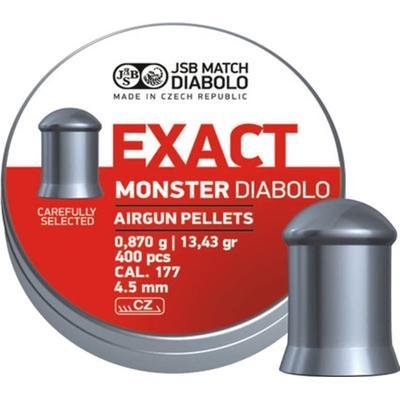 JSB Exact Monster Diabolo 4.5mm 0.870g
