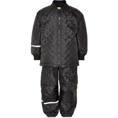CeLaVi Basic Rain Suit - Black (3555)