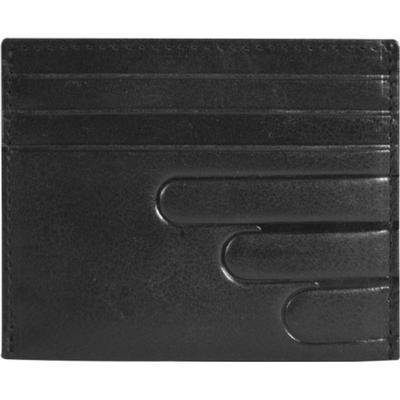 Police Stemma Card Case - Black (PT128257)