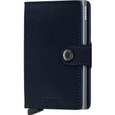 Secrid Mini Wallet - Rango Blue-Titanium