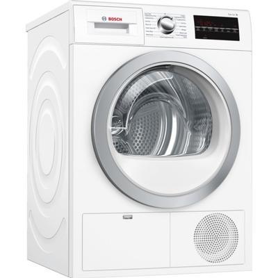 Bosch WTG86402GB White