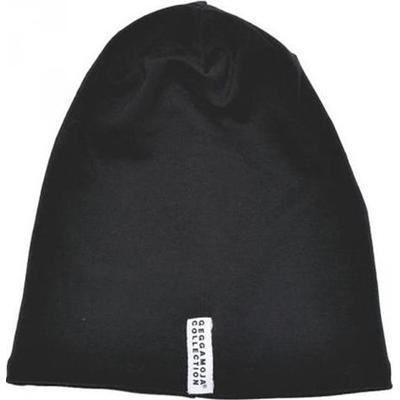 Geggamoja Topline Classic Beani - Black (92247)