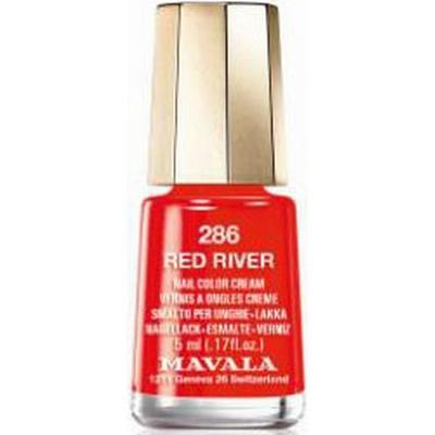 Mavala Minilack #286 Red River 5ml