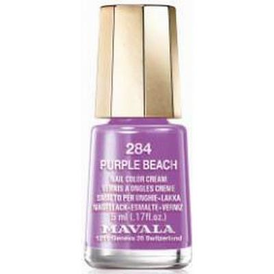 Mavala Minilack #284 Purple Beach 5ml