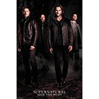 GB Eye Supernatural Season 12 Key Art 61x91.5cm Affisch