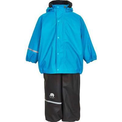 CeLaVi Lined Rain Suit - Blue/Black (5712672197371)