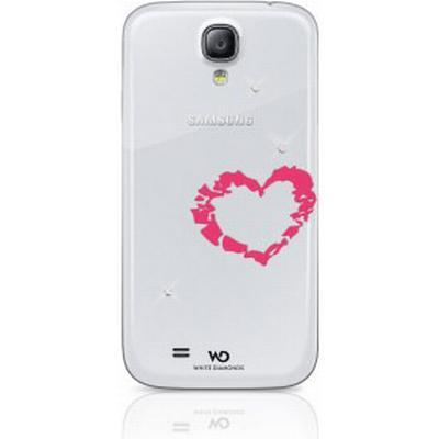 White Diamonds Lipstick Case (Galaxy S4)