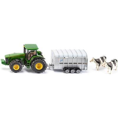 Siku Tractor with Livestock Trailer 1956