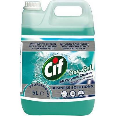 Cif Professional Oxy Gel Multi Purpose Cleaner 5L