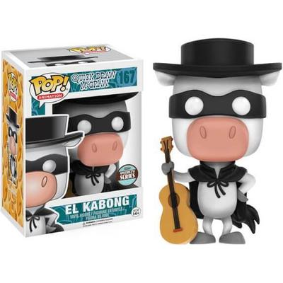 Funko Pop! Animation Hanna Barbera El Kabong