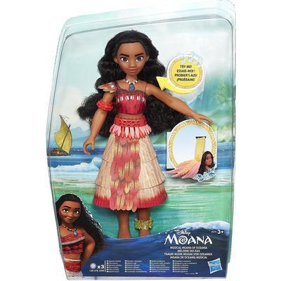 Hasbro Disney Moana Musical Moana of Oceania B8296