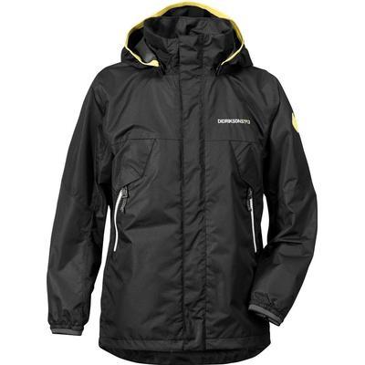 Didriksons Vivid Boy's Jacket - Black (171501404060)