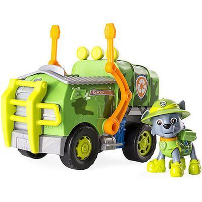 Spin Master Paw Patrol Jungle Rescue Rocky's Jungle Truck