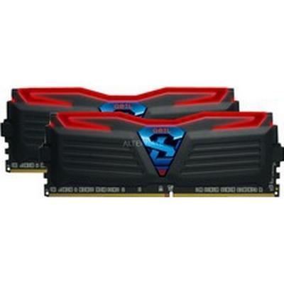 Geil Super Luce Red DDR4 2400MHz 2x8GB (GLR416GB2400C16DC)