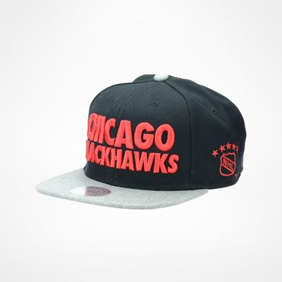 Mitchell & Ness Chicago Blackhawks Forces Snapback