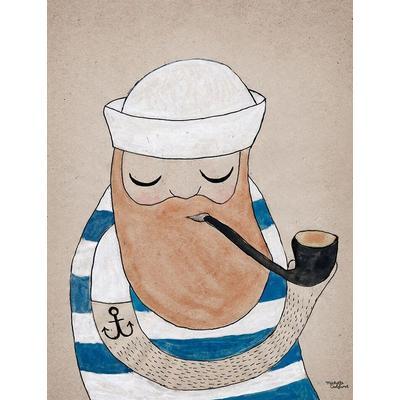Michelle Carlslund Sailor 30x40cm Affisch