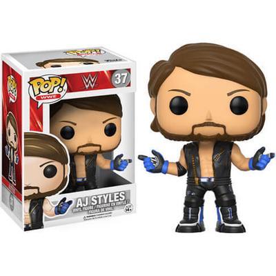 Funko Pop! WWE AJ Styles