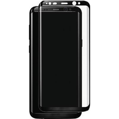 Panzer Full-Fit Curved Glass Screen Protector (Galaxy S8 Plus)