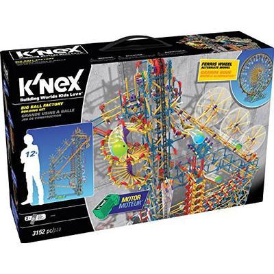Knex Big Ball Factory Building Set 52443