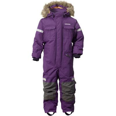 Didriksons Migisi Kid's Coverall - Amaranth (152500631472)
