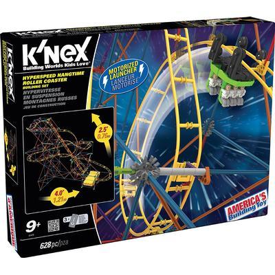 Knex Hyperspeed Hangtime Roller Coaster Building Set 51415
