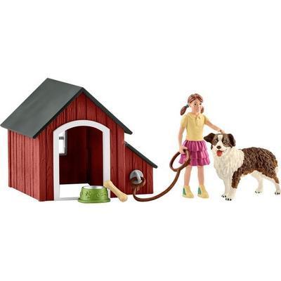 Schleich Dog Kennel 42376