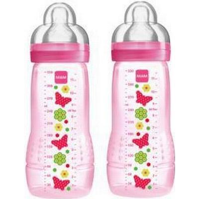 Mam Nappflaska Baby Bottle 330ml 2-pack