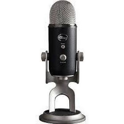Blue Microphones Yeti Pro Studio Upptagningsförmåga Omniderectional, Bi-directional and figure 8, Cardioid