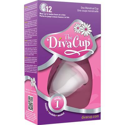 Divacup Menstrual Cup 1