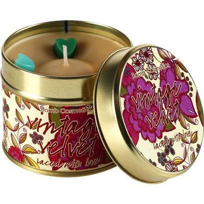 Bomb Cosmetics Vintage Velvet Candle
