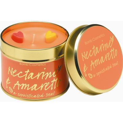 Bomb Cosmetics Aroma Candle Nectarine & Amaretto