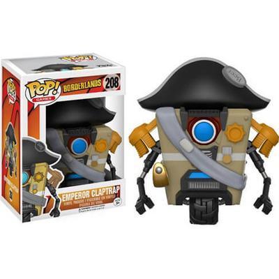 Funko Pop! Games Borderlands Emperor Claptrap
