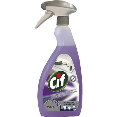 Cif Professional Cleaning & Disinfection Kitchen Cleaner 750ml