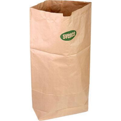 Svenco Paper Sack 125L 2-leaf 50-pack