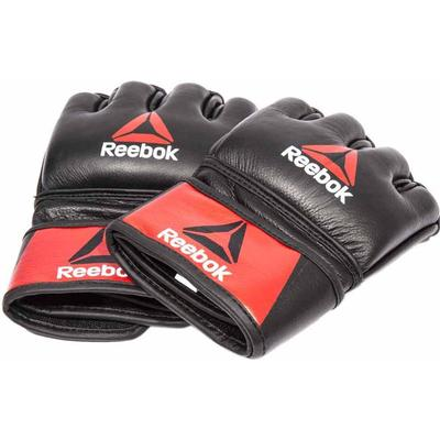 Reebok Combat Leather Mma Gloves Medium