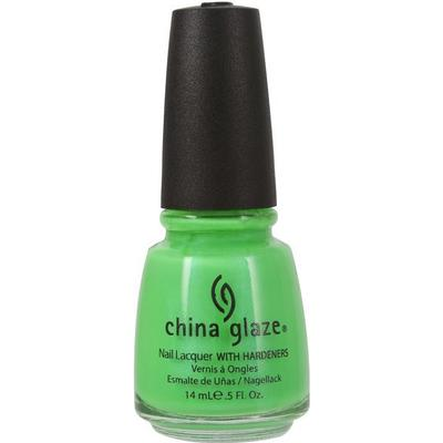China Glaze Nail Lacquer In the Lime Light 14ml