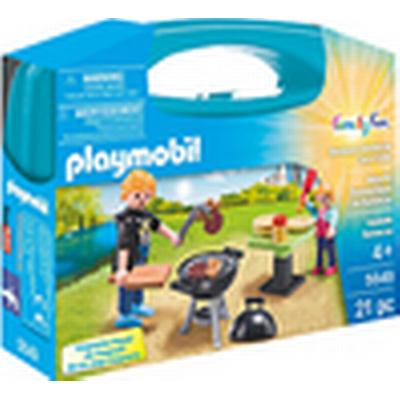Playmobil Backyard Barbecue Carry Case 5649