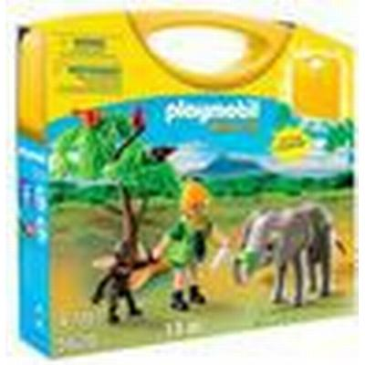 Playmobil African Wildlife Carry Case 5628