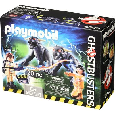 Playmobil Venkman & Terror Dogs 9223