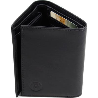 Lucléon Trifold Wallet - Black