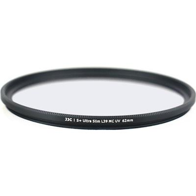JJC S+ L39 Ultra Slim Multi Coating UV 62mm