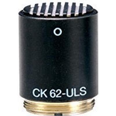 AKG CK62 ULS Upptagningsförmåga Omniderectional