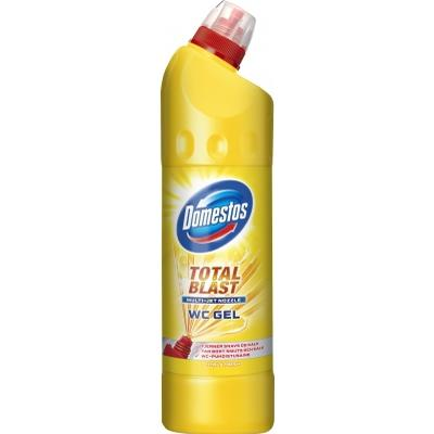Domestos Total Blast Citrus Fresh WC Gel 750ml