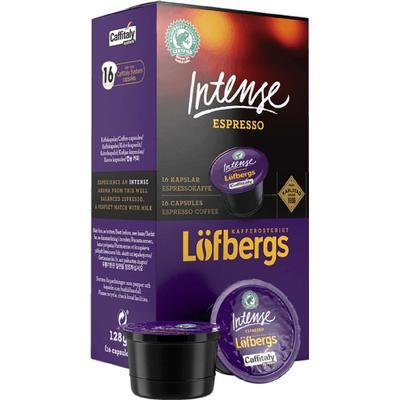 Löfbergs Lila Intense Espresso 128g