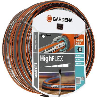 gardena comfort highflex hose 19mm 3 4 50m sammenlign. Black Bedroom Furniture Sets. Home Design Ideas