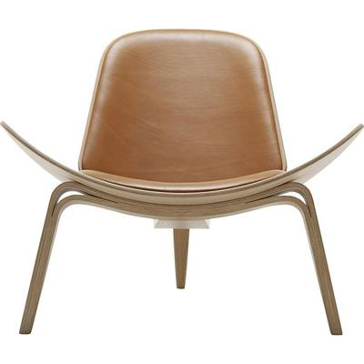 Carl Hansen CH07 Shell Chair Loungestol