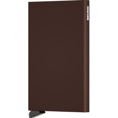Secrid Card Protector - Brown
