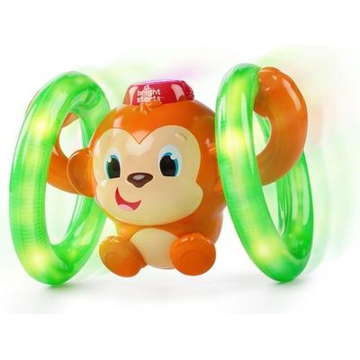 Kids ll Bright Starts Roll & Glow Monkey