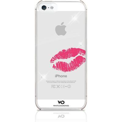 White Diamonds Lipstick Case (iPhone 5/5S/SE)