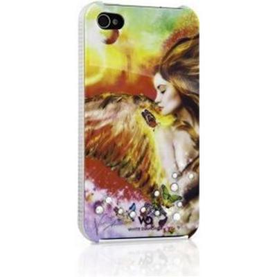 White Diamonds Angel Case (iPhone 4/4S)